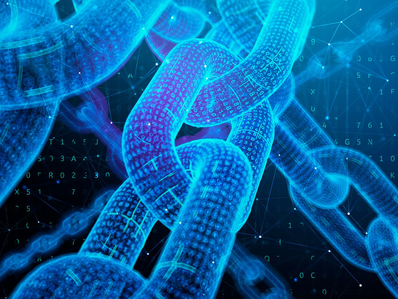 blockchain is a cryptocurrency